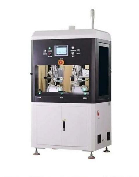 七海半自动修外溢胶设备,简易操作高效清胶